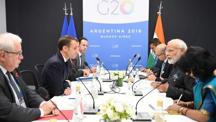 G20 summit in 2020