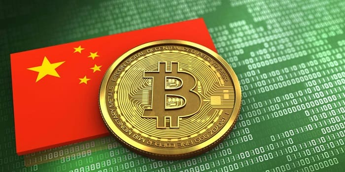 China High on Crypto Investment
