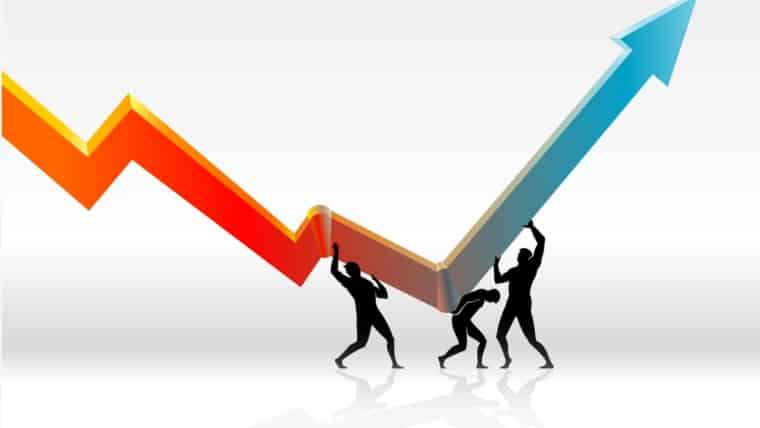 Rebounding Nature of Crypto Market
