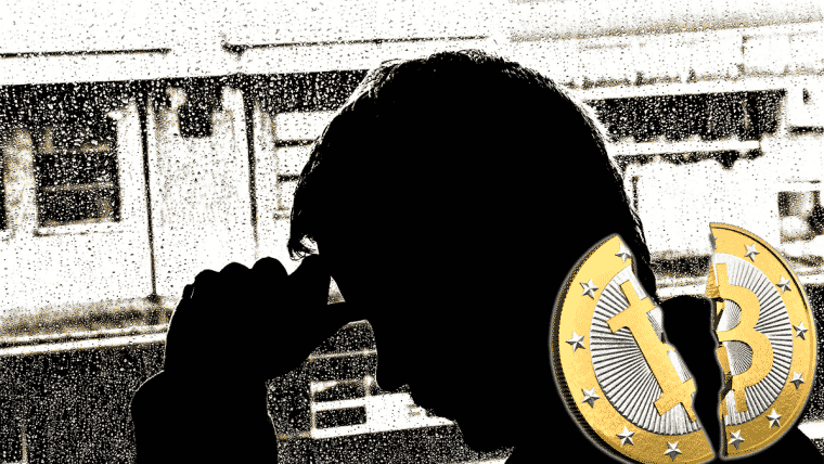 BTC Trader Suicide