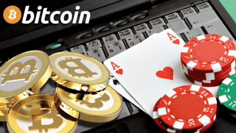 Bitcoin and Online Gambling Industry