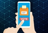 Blockchain-Based Mobile Voting for Disabled Voters